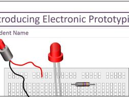 Introducing Electronic Prototyping
