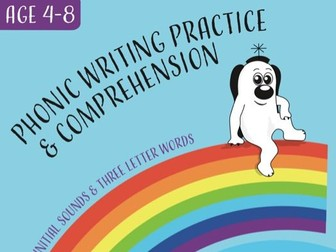 Writing And Comprehension Practice: This Is Zoggy (4-8 years)