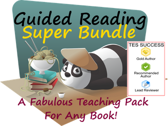 Guided Reading Support Bundle