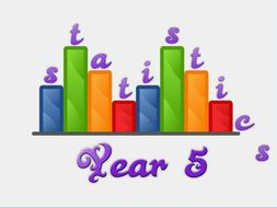Year 5 Statistics (Unit of Work)
