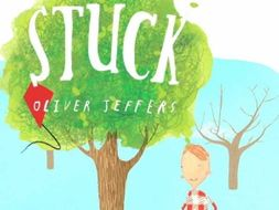 Stuck (book by Oliver Jeffers) Resource Pack - activities based upon the story
