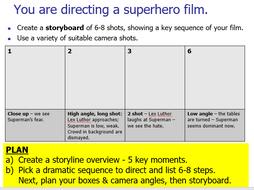 Camera Shots Media - KS3 LD