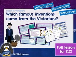 Victorian Inventions (Lesson for KS2)