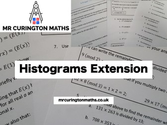 Histograms Extension