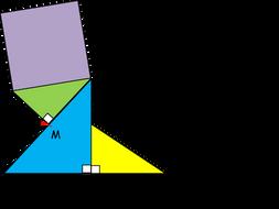 Pythagoras problem solving questions