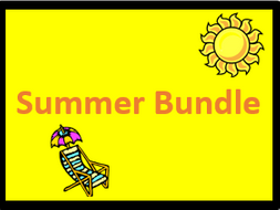 Été (Summer in French) Bundle