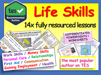 Life Skills + Careers
