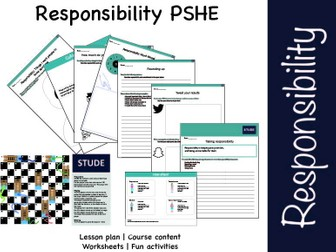 Responsibility for PSHE and citizenship