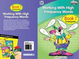 Working With High Frequency Words US: Book 1