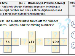 Year 3 Talk time- Addition and Subtraction Bundle, includes Mastery ...