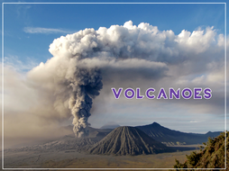 Volcanoes - KS2