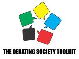 The Debating Society Toolkit