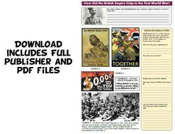 Empire-WW1-Worksheet-(Publisher).pub