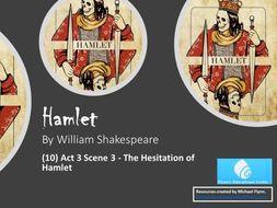 hamlet hesitation