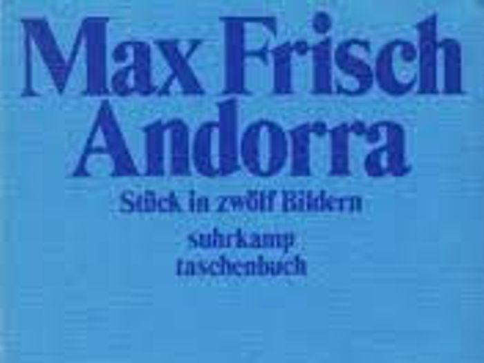 andorra max frisch essay