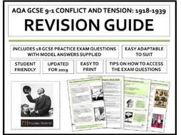 Conflict and Tension Revision Guide