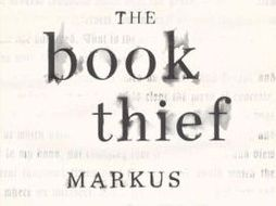 Language Paper 1: 'The Book Thief' Q1-5 by