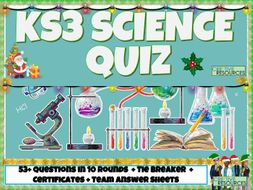 Christmas and Science Lessons