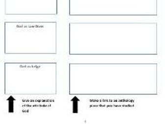 Eduqas Judaism Revision Activity Booklet