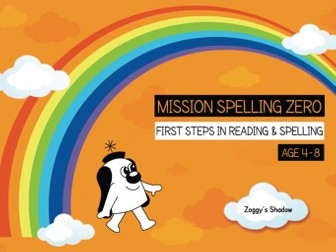 37. Phonics And Spelling Practice: Zoggy's Shadow