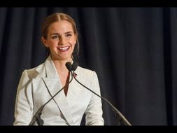 analysis of emma watson s speech Emma watson delivered yet another powerful speech at the un general  assembly on tuesday, calling on universities to ensure the safety of.