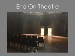 End On Theatre - Design and Configuration