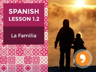 Spanish Lesson 1.2: La Familia - Family