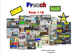 739bbd124 French for Adults  Beginners  Parts 1-10 (Only £15!!) Plus bonus ...