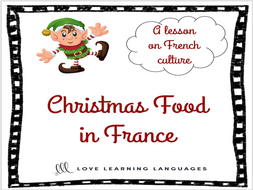 Christmas Food in France - A lesson on French culture