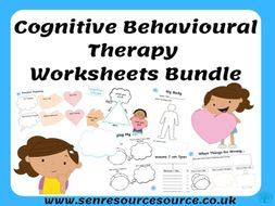 CBT Worksheet Bundle