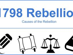 Causes of the 1798 Rebellion