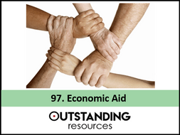 Economics: Lesson 97 - Economic Aid (+ activity)