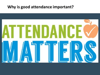 Whole School Attendance Assembly