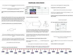 9-1 Medicine in Britain, c1250–present - BBC Breakthrough Documentary  - Chadwick