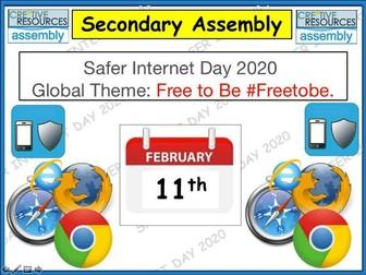 Safer Internet Day Assembly 2020