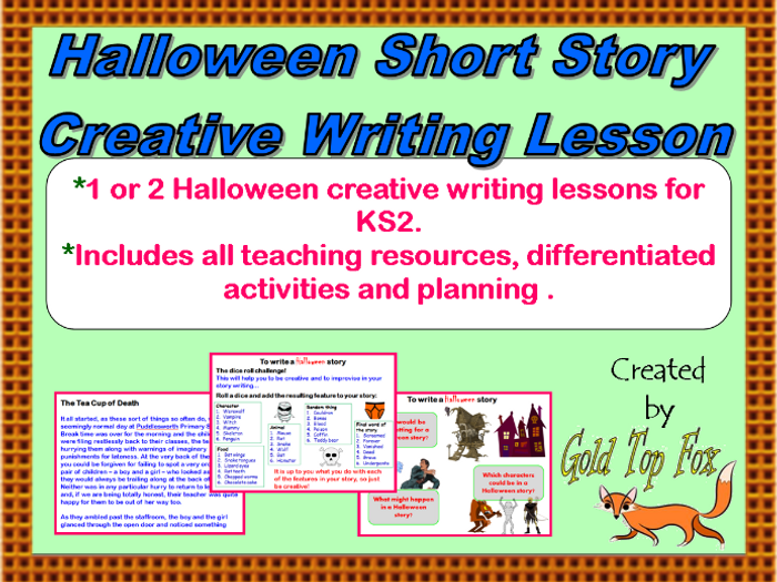 creative writing ks2 examples