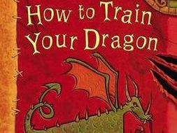 Whole Class Reading - How To Train Your Dragon