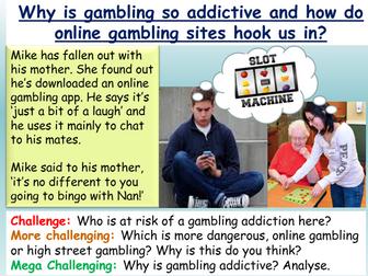 Online Gambling PSHE