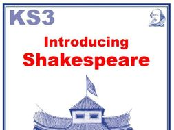KS3 Introducing Shakespeare Scheme of Work Sample Pages