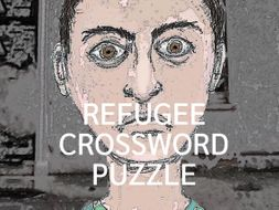 Diversity, Homelessness and Refugee Crossword Puzzles and Lessons Bundle (US)