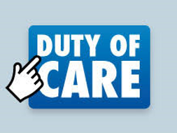 duty of care in health social care