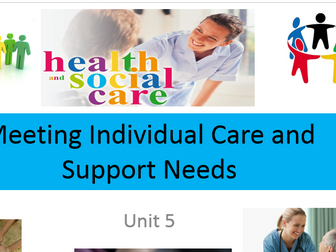 health and social care p3