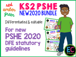 Primary PSHE KS2