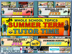 Summer - End of Term