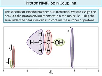 Nuclear Magnetic Resonance (NMR): Proton and Carbon