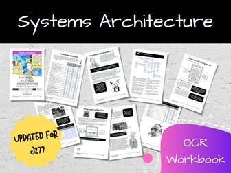 Systems Architecture OCR GCSE Computer Science Workbook (J277)