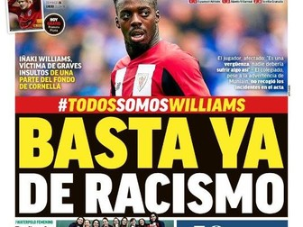 Racismo - A2 Spanish resources