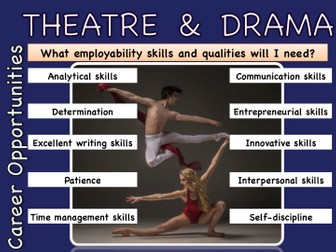 Powerpoint presentation Careers & drama