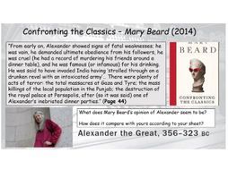 Who was Alexander the Great and was he really that great?