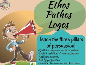Ethos, Pathos, Logos- The Three Pillars of Persuasion